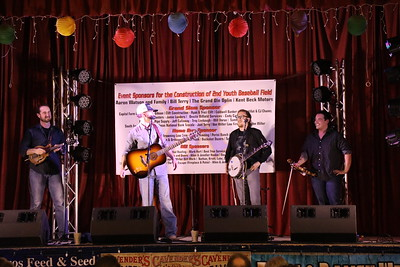 Aaron Watson/Jim Ned Little League @ Grand Ole Oplin