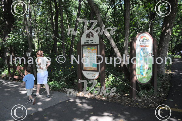 Fox Valley Park District Bug Fest at Red Oak Nature Center in North Aurora, IL 8-27-11
