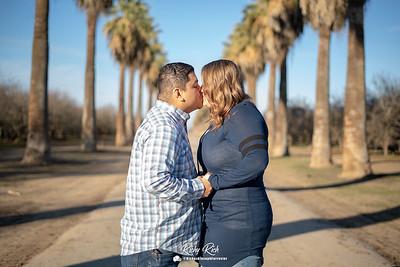 Rachelle & David's Engagement