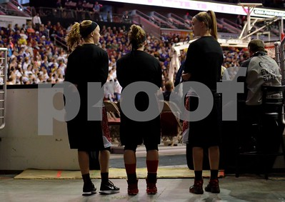 2015 3A State Semifinals Pocahontas Area VS Crestwood