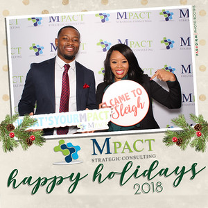 December 11, 2018 - MPACT Strategic Consulting Holiday Party
