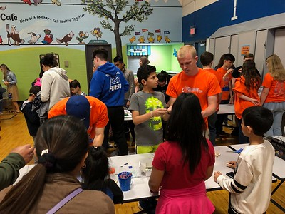 2019 - Field EL STEM Night
