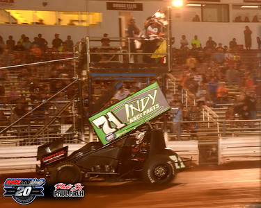 Williams Grove WoO Summer Nationals - 7/24/20 - Paul Arch