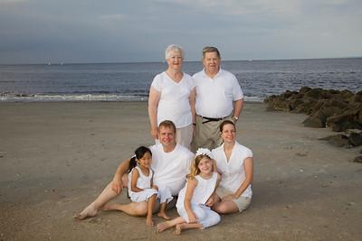 Kesler Extended Family Proofs