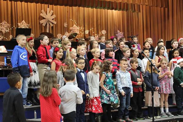 2017 Christmas Concert - K-5