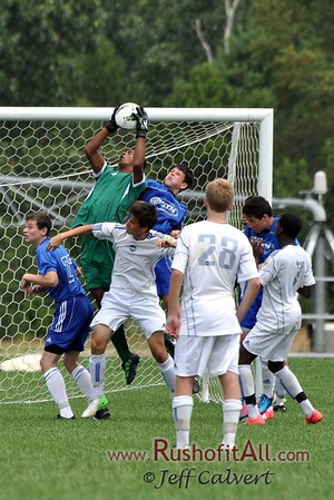 STN Rangers v. TSF Academy Blue, 9 July 2012.