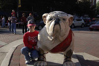 UGA vs MS State - Athens, GA