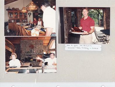 6-6-1993 Dave & Rhonda Sibley @ Brown's