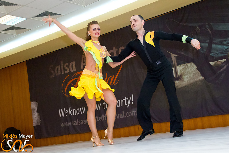 Salsa Addicted Festival 2012