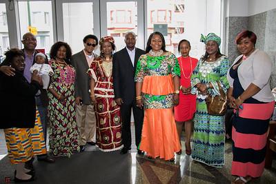 Ndema & Bema Ouattara