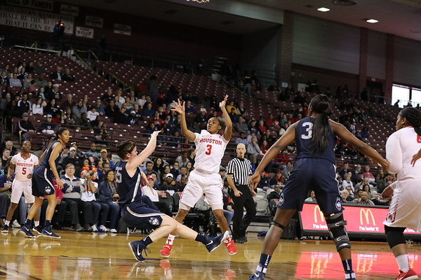 UH WBB vs UConn raw