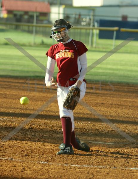Morgan softball 3-11-01
