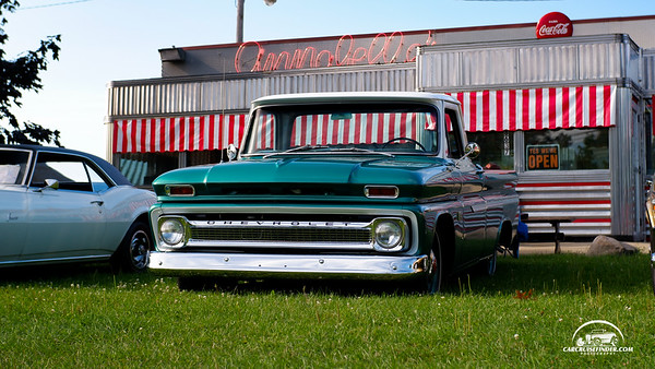 Annabelles Diner Cruise-In Mentor OH 8-14-2021