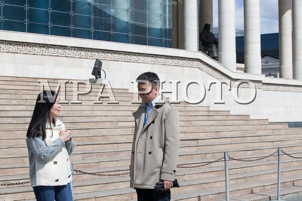 Хүний эрх хамгаалагч, Монголын Эмнести Интернэшнл ТББ-ын Удирдах зөвлөлийн дарга Б.Болорсайхан