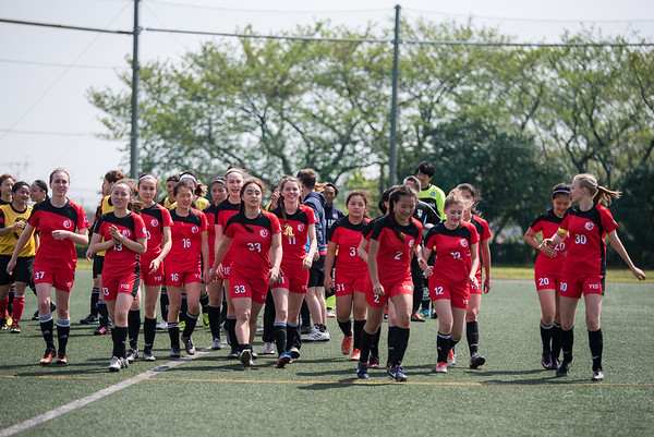 2018 AISA Girls Soccer Tournament