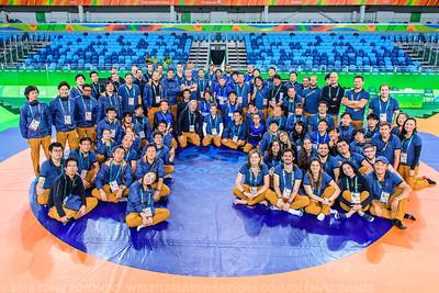 Carioca Arena 2 Techs