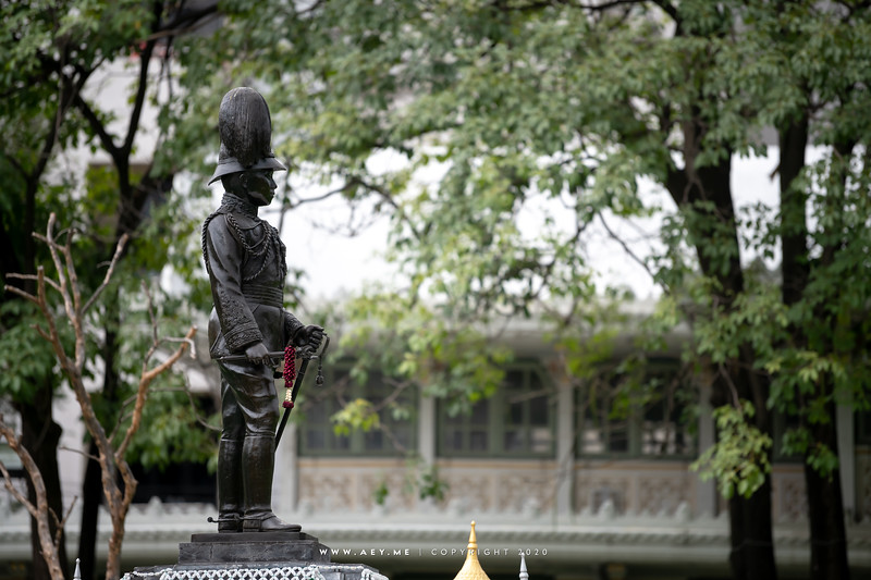 King Rama VI Monument