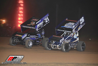 Lincoln Speedway - 7/1/19 - Michael Fry