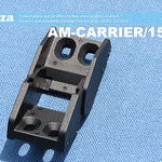 SKU: AM-CARRIER/15/20E, Pair of Dragging Chain End Connectors for H15 W20 Cable Drag Chain