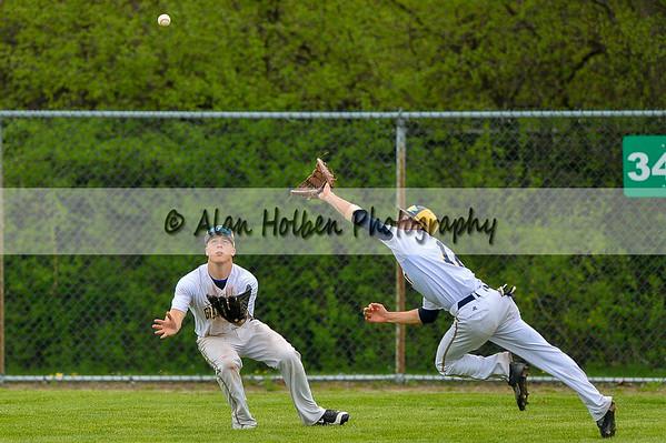 Varsity Baseball - Grand Ledge at Lansing Catholic