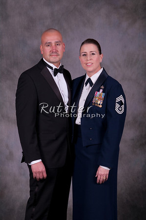 Scott AFB Chief Induction Ceremony 1-18-13