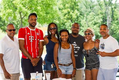 NSN Family Reunion Picnic & BBQ 07-14-18