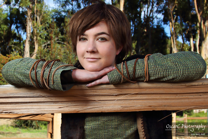 Hiccup (Bekalou) from How To Train Your Dragon