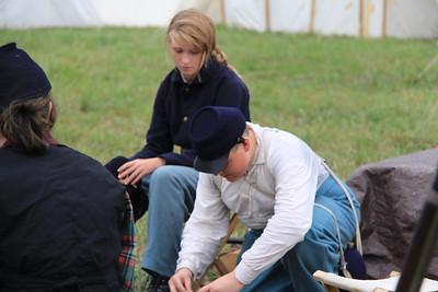 Aug 2015  Snoqualmie Civil War Spencer