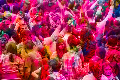 2013 Holi - The Hindu Temple of Greater Chicago