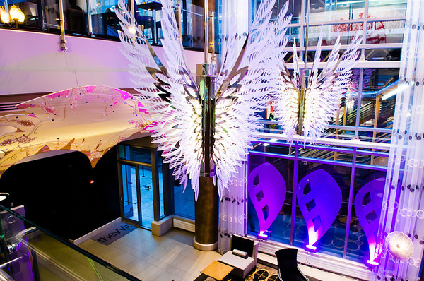 """2011-12-27<br /> Fragrant Design Installation   The Wit Hotel<br /> Chicago, IL<br /> <br /> Interior photographs of the artistic installation by Fragrant Design in the lobby at The Wit Hotel located at 201 N. State St., Chicago, IL  <a href=""""http://www.thewithotel.com/"""">http://www.thewithotel.com/</a>) for website, marketing and PR.<br /> <br /> Fragrant Design - <a href=""""http://www.fragrantdesign.com/"""">http://www.fragrantdesign.com/</a><br /> <br /> All images © 2011 Angela B. Garbot<br /> Mandatory credit Angela B. Garbot<br /> Angela Garbot Photography<br /> <a href=""""http://www.AngelaGarbot.com"""">http://www.AngelaGarbot.com</a><br /> <a href=""""http://www.facebook.com/agarbot"""">http://www.facebook.com/agarbot</a> <br /> Twitter: @PhotosByGarbot<br /> LinkedIn:  <a href=""""http://www.linkedin.com/in/AngelaGarbotPhotography"""">http://www.linkedin.com/in/AngelaGarbotPhotography</a><br /> 773.383.8858   angie@angelagarbot.com<br /> 3210 N. Clifton Ave.<br /> Chicago, IL 60657"""