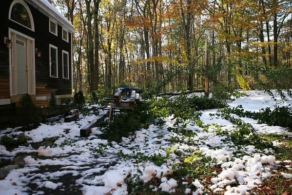 Oct.29-30,2011 Snow Storm
