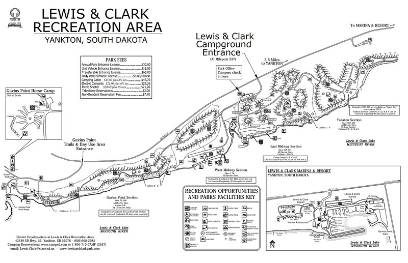 Lewis and Clark Recreation Area