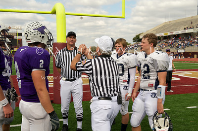 Football - Boerne-Champion vs Marble Falls Playoff (2010)