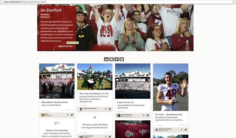 Stanford Rose Bowl