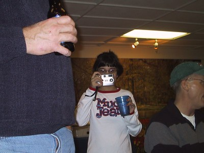 2003 Winter Pot-Luck