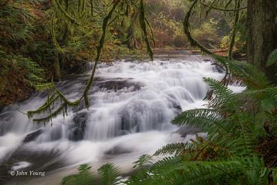 Stocking Creek Falls - 10-30-16