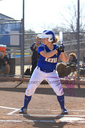 LeTourneau Softball 2012