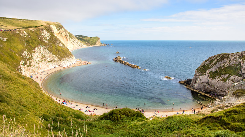 Man O War Bay, Durdle Door