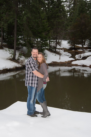 Peterson / Redinger Engagement