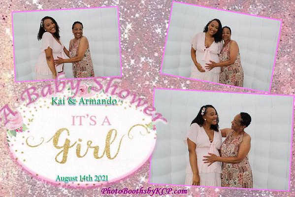 Kai & Armando's Baby Shower