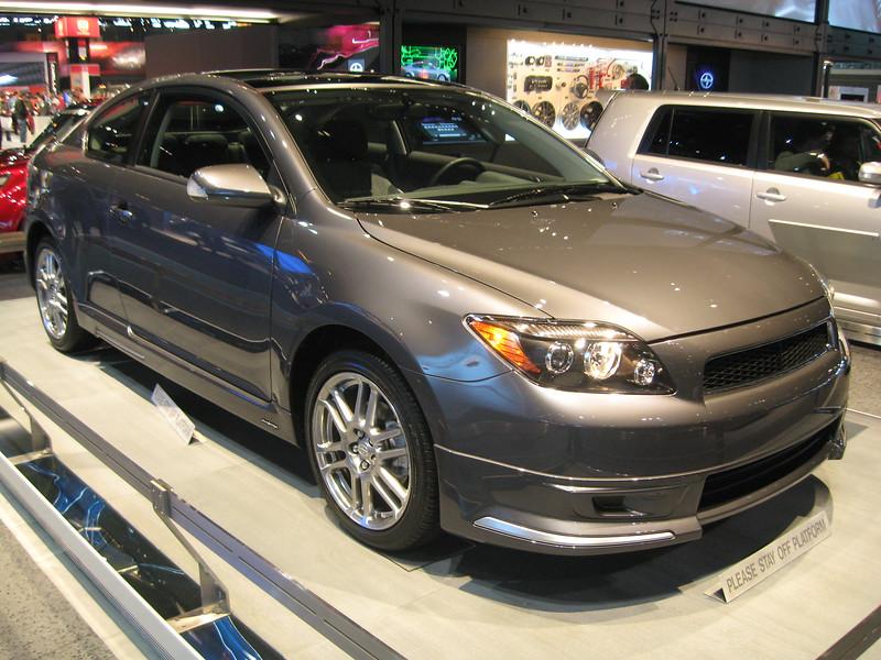 2008 Scion tC RS 4.0
