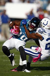 Jaguars v. Colts