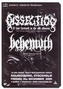 BEHEMOTH - Kolingsborg 30/12 2005