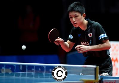 2018-04-30 Sverige World Team Table Tennis Championships