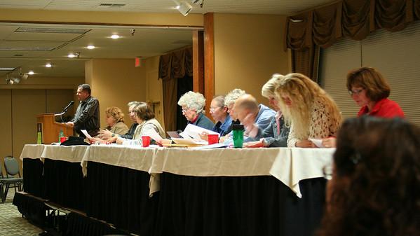 Thursday - SCA Meeting