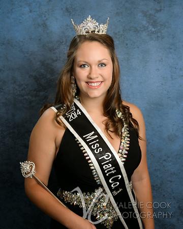 Kristie 2014 Piatt County Queen