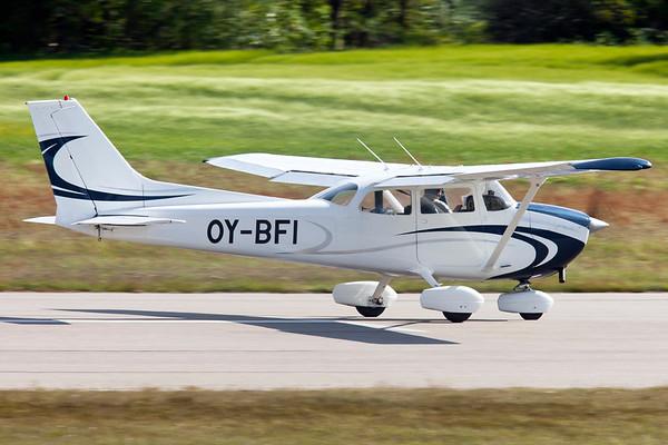 OY-BFI - Reims Cessna F172M Skyhawk