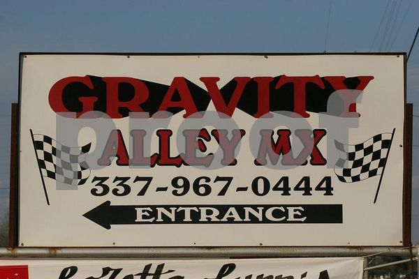 Gravity Alley MX  03 19 2005 Breaux Bridge LA