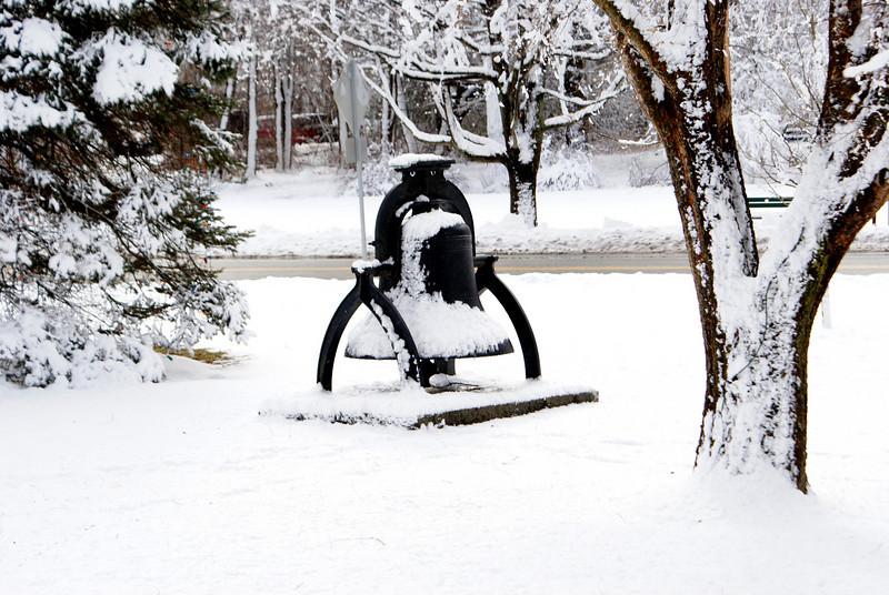 Snow bell: