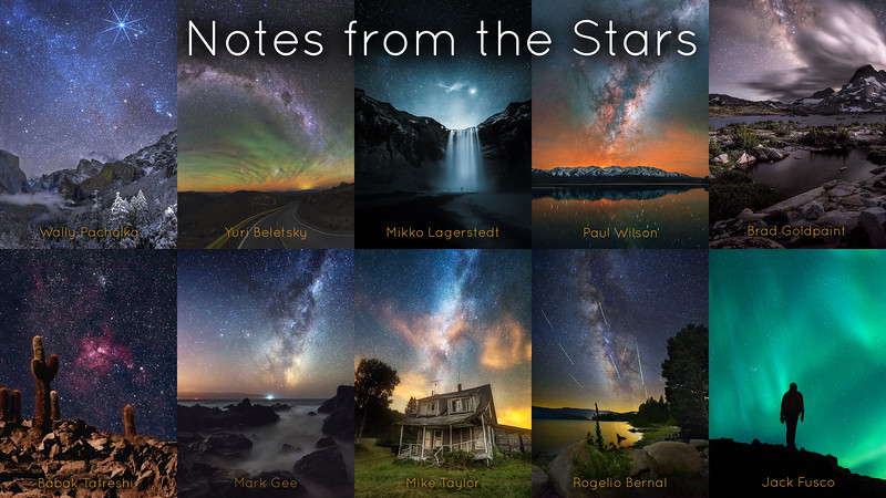 Notes from the Stars